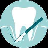 Grafik Dentalchirurgie